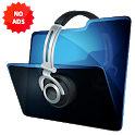 Free Folder Music Player icon
