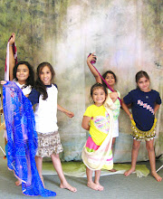 Photo: Bollywood lesson at Challenge Camp by Gargi (day 12)