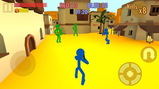 Stickman Counter Zombie Strike 1.02 screenshots 5