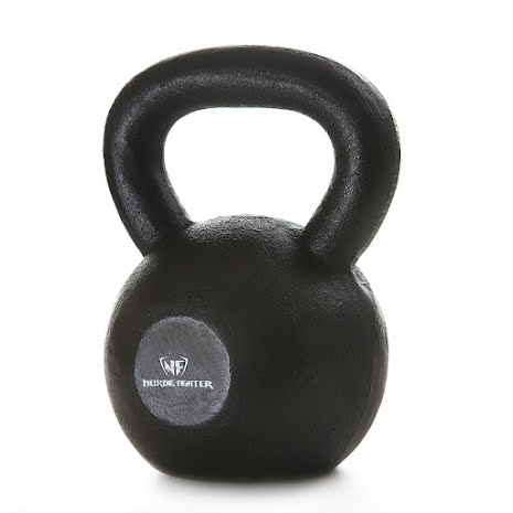 Nordic Fighter Kettlebell Iron - 12kg
