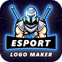 Logo Esport Maker - Free Gaming Logo Maker icon