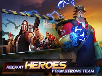 Hero Z: Doomsday Warrior 1.0.11 10