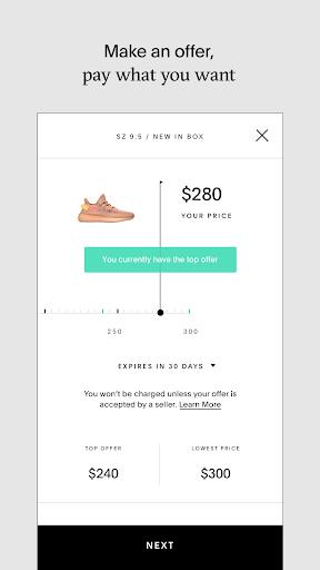GOAT - Sneakers & Designer Fashion screenshots 3