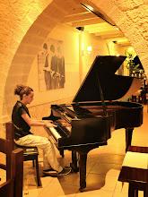 Photo: Пианист отеля Калипсо