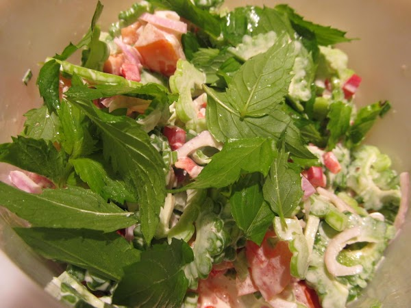Mix well and put it in the refrigerator for 2 hours. Serve cold and...