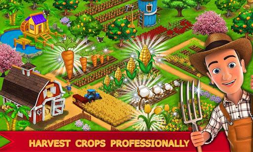 My Farm Town Village Life best Farm Offline Game 1.1.2 2