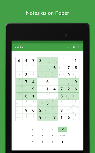 Sudoku - Free & Offline 2.2.2 screenshots 17