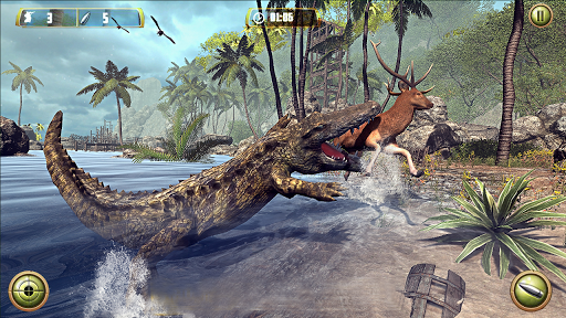 Crocodile Hunt and Animal Safari Shooting Game screenshots 17