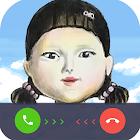 Video Fake Call Squid Game