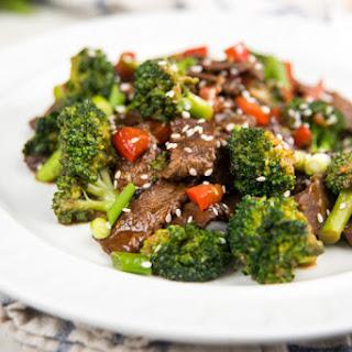 Keto Slow-Cooker Beef & Broccoli Recipe