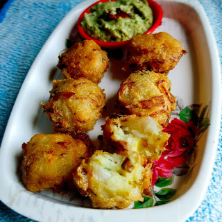Rava Bonda Recipe/ Quick Bonda Recipe