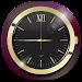 Gold Watch Widget Icon