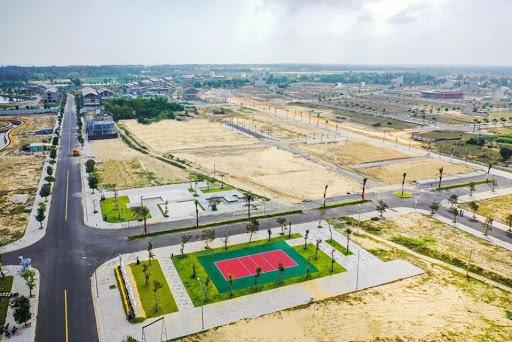 Chính Chủ bán lô đất liền kề Đà Nẵng cực đẹp, sổ đỏ vinh viễn , khu đô thị 5 sao  ( 3D )