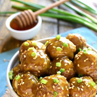 Honey Mustard Cocktail Meatballs Recipe