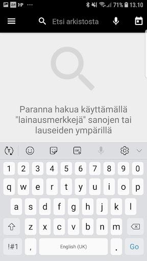 Turun Sanomat näköislehti screenshot 6