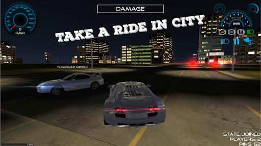 City Car Driving Simulator Online Multiplayer 1 2