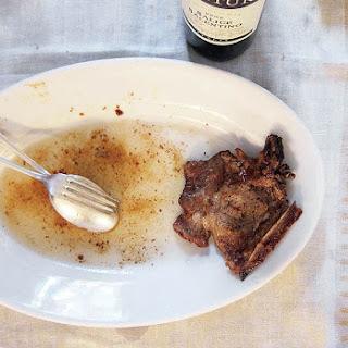Salt and Pepper Pork Chops.