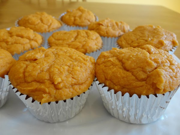 Weight Watchers Pumpkin Muffins Recipe