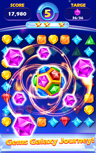 Jewel Journey Mysterious Universe 1.1 screenshots 3