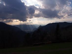 Photo: Auf dem Weg zum Passo Negro.