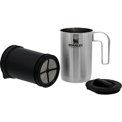 Stanley Adventure Cook Plus Brew Set: Stainless Steel, 32oz