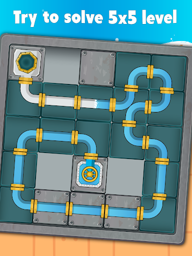 Water Pipes Slide apktram screenshots 15