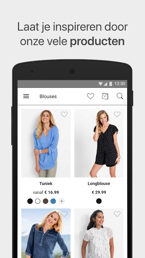 bonprix – online fashion & woontrends shoppen: screenshot