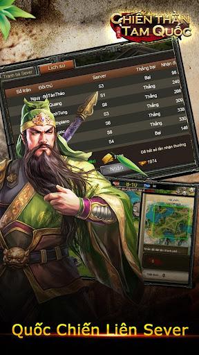 Chiu1ebfn Thu1ea7n Tam Quu1ed1c-Tranh Bu00e1 9.6.0 screenshots 14