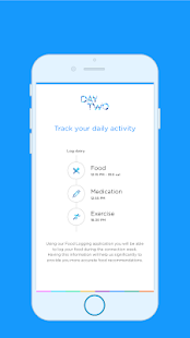 DayTwo Food & Activity Logger- screenshot thumbnail