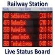 Railway Station Live Board APK