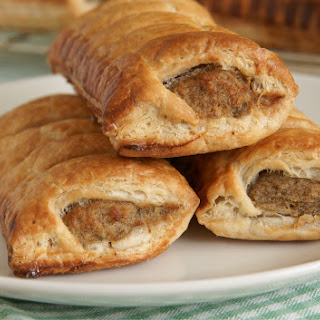 Homemade Sausage Rolls In The Airfryer