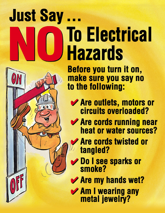 What Type of Electrical Safety Measures to be Taken in Industrial Workspace