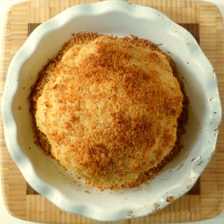 Breadcrumb-Crusted Cauliflower
