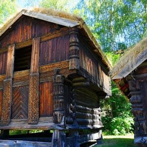 「アナ雪」の世界を思わせる木造教会も。オスロの「ノルウェー民俗博物館」が面白い
