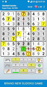 Sudoku - Best Free Logic Brain Puzzle Game 4.1.0