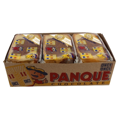 panque once once chocolate 50gr