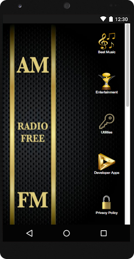 Radio FM AM Free Stations 1.3 screenshots 1