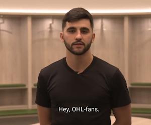 Un joueur d'OHL envoyé en prêt au Canada
