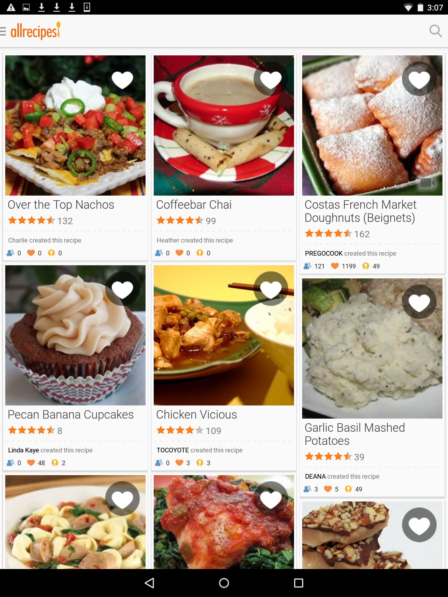 Allrecipes Dinner Spinner screenshot #7