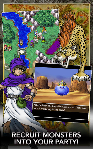 DRAGON QUEST V - screenshot
