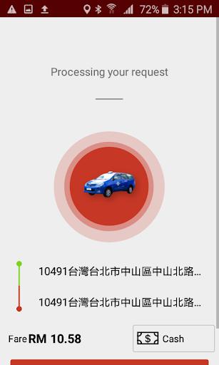 TAXI GO - Passenger CAB MMOBILITY SDN BHD screenshot 7