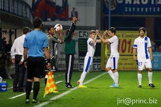 Photo: Slovan Liberec vs Udinese - 1:1 (29.8.2013)