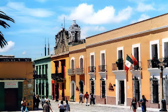 Photo: Oaxaca, deptak Alcalá / Alcalá ped mall