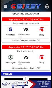 Bixby Spartan Athletics - náhled