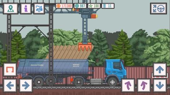 Best Trucker 2 Original 2.01 (Mod Money) Apk Download 2