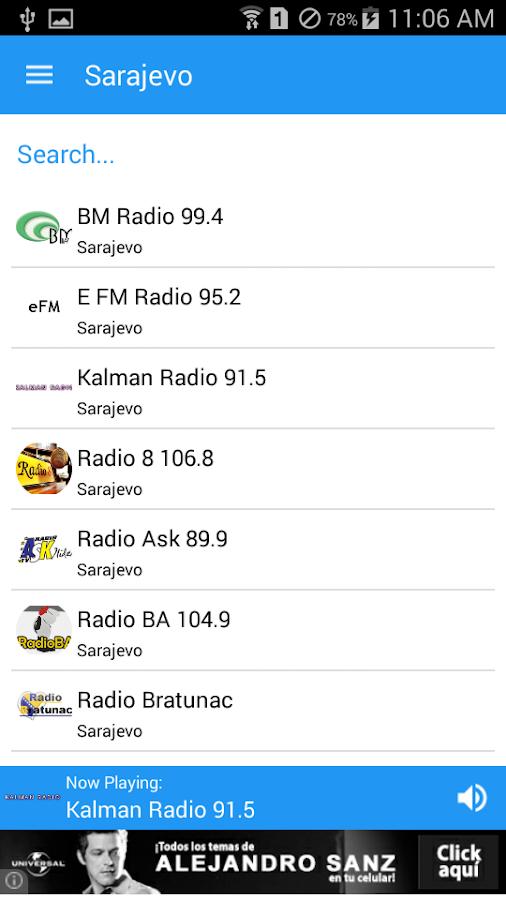 Bosnia-Radios 46
