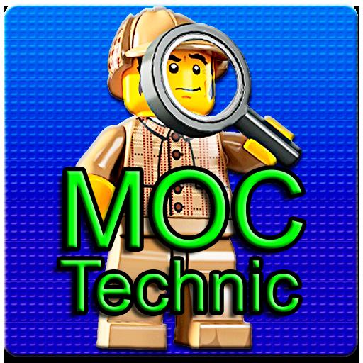 MOC for LEGO® technic bricks 休閒 App LOGO-APP試玩