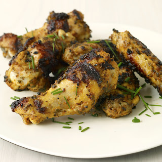 Crunchy Lemon Pepper Wings