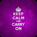 Keep Calm Live Wallpaper icon