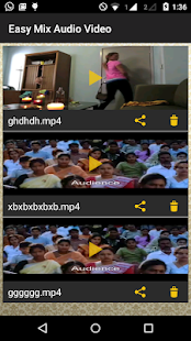 Easy Mix Audio Video- screenshot thumbnail